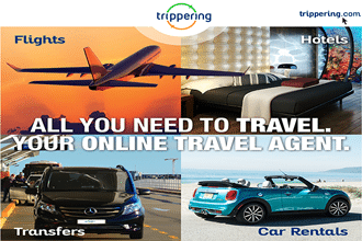 BE YOUR OWN TRAVEL AGENT  WITH OFFLINE LOCAL SUPPORT